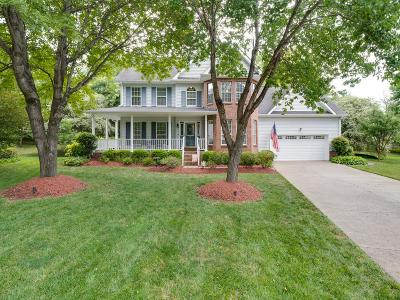 Gallatin Single Family Home For Sale: 127 Royal Ct