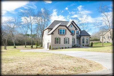 Columbia Single Family Home For Sale: 3006 Cross Gate Lane Lot 32