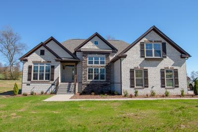 Columbia Single Family Home For Sale: 3039 Cross Gate Ln Lot 43