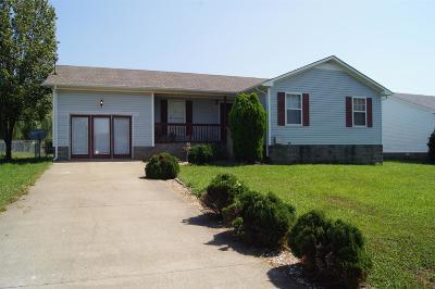 Oak Grove Single Family Home For Sale: 110 Karen Ct