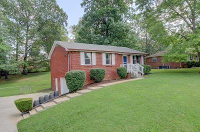 Montgomery County Single Family Home Under Contract - Showing: 630 Linda Ln