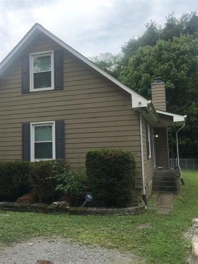 Nashville Single Family Home Under Contract - Showing: 3141 E Lake Drive