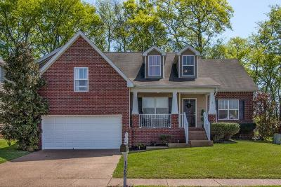 Spring Hill Single Family Home For Sale: 1469 Bern Dr
