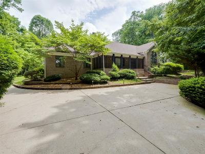 Springfield Single Family Home Under Contract - Showing: 605 Fairway Trl