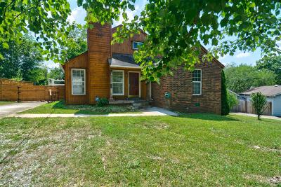 Lavergne Single Family Home Under Contract - Showing: 104 Creek Glen Cv