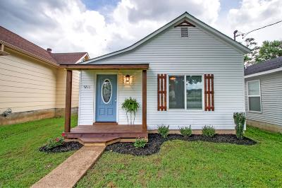 Nashville Single Family Home For Sale: 5211 Tennessee Ave