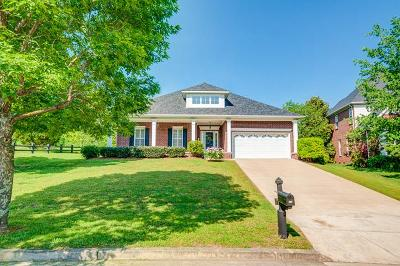 Davidson County Single Family Home For Sale: 6509 Westfall Dr
