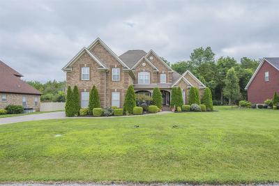 Single Family Home For Sale: 4341 Whirlaway Dr