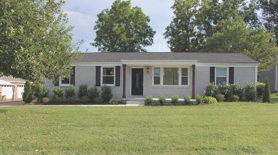 Franklin Single Family Home For Sale: 505 Figuers Dr