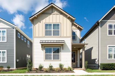 Pleasant View Single Family Home For Sale: 313 Imperial Court Lot 6
