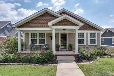 Franklin Single Family Home For Sale: 119 Carters Glen Pl