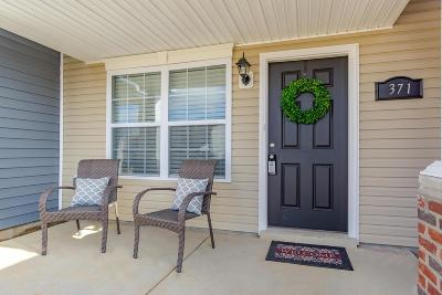 Clarksville Single Family Home Under Contract - Showing: 329 Sam Houston Cir