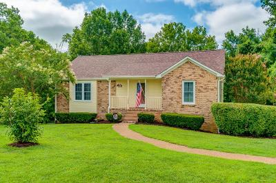 Columbia Single Family Home Under Contract - Showing: 1405 Creekview Ct