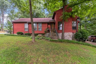 Mount Juliet Single Family Home Under Contract - Showing: 304 Sunrise Cir