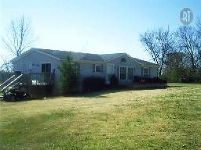 Pleasant View Single Family Home For Sale: 2410 Lee Dr