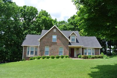 Clarksville Single Family Home For Sale: 400 Stonemeadow Road