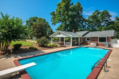 Dickson Single Family Home For Sale: 101 Sunrise Ln