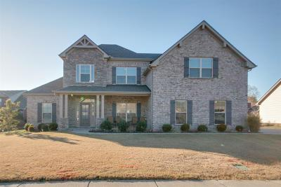 Murfreesboro Single Family Home For Sale: 2716 Anthem Way