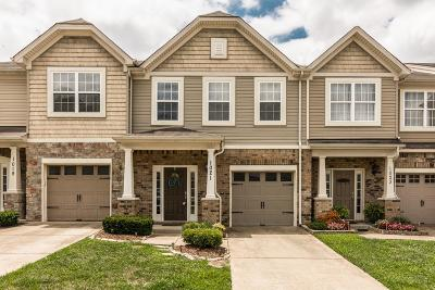 Old Hickory Condo/Townhouse For Sale: 1021 Chatsworth Dr #11