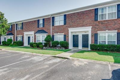 Cheatham County Condo/Townhouse Under Contract - Showing: 2121 Highway 12s #17