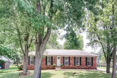 Gallatin Single Family Home For Sale: 840 Johnson St