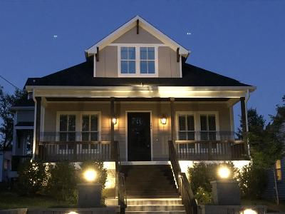 Sylvan Park Single Family Home For Sale: 142 39th Ave N