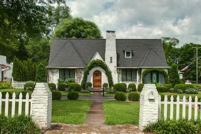 Nashville Single Family Home For Sale: 501 Wilson Blvd