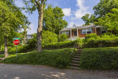 Multi Family Home For Sale: 3316 Acklen Ave
