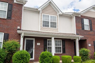 Lavergne Condo/Townhouse Under Contract - Showing: 4036 George Buchanan Dr #4036