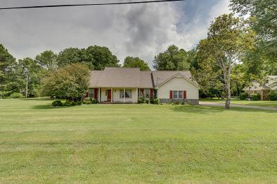 Franklin Single Family Home Under Contract - Not Showing: 500 Bobby Dr