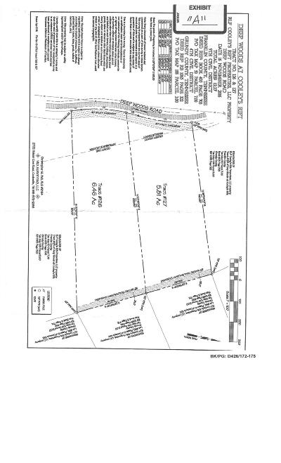 Sewanee Residential Lots & Land For Sale: 127 Deep Wood Road