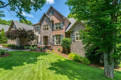 Franklin Single Family Home For Sale: 118 Chatfield Way