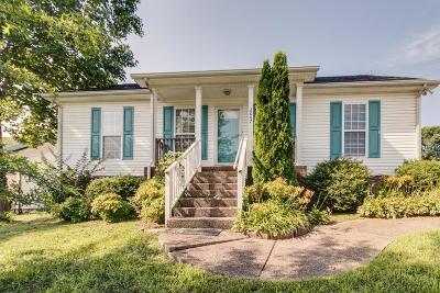 Goodlettsville Single Family Home For Sale: 2007 Holloway Ct