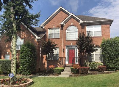 Goodlettsville Single Family Home For Sale: 152 Wynridge Way N