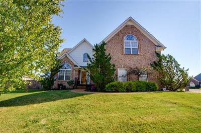 Mount Juliet Single Family Home For Sale: 1016 Oakhall Dr
