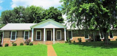 Culleoka Single Family Home Under Contract - Showing: 4408 Pulaski Hwy