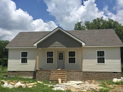 Marshall County Single Family Home For Sale: 304 Spring Creek Rd