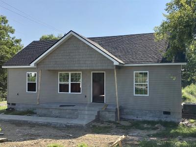 Marshall County Single Family Home For Sale: 528 McDowell Ln
