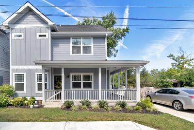 Nashville Single Family Home Under Contract - Not Showing: 3203 Anderson Pl