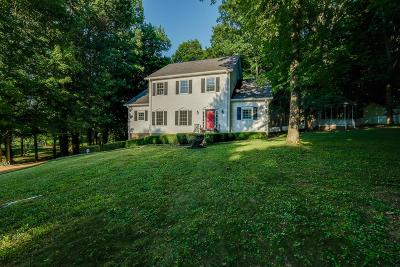 Single Family Home For Sale: 1505 Newmans Trl