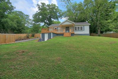 Goodlettsville Single Family Home For Sale: 1284 Campbell Rd