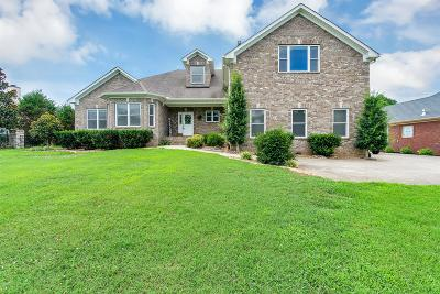 Hendersonville Single Family Home Under Contract - Not Showing: 1294 Sandy Valley Rd