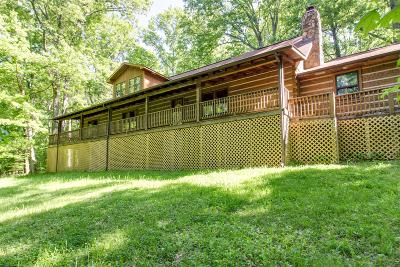Williamson County Single Family Home For Sale: 1762 Burke Hollow Rd