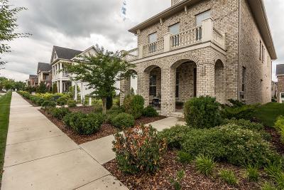 Hendersonville Single Family Home For Sale: 140 Ashcrest Pt