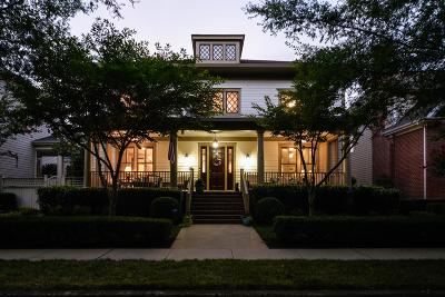 Franklin Single Family Home For Sale: 630 Stonewater Blvd