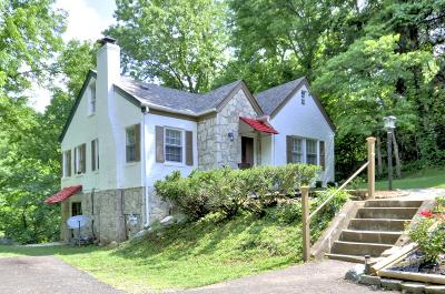 Montgomery County Single Family Home Under Contract - Not Showing: 234 Hickory Hts