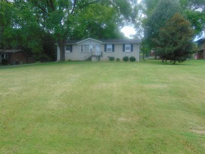 Single Family Home For Sale: 616 Dorothy Dr