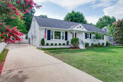 Franklin Single Family Home For Sale: 1422 Adams St