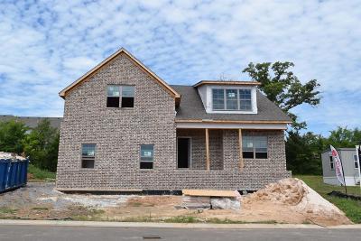 Murfreesboro Single Family Home For Sale: 3321 Rift Lane