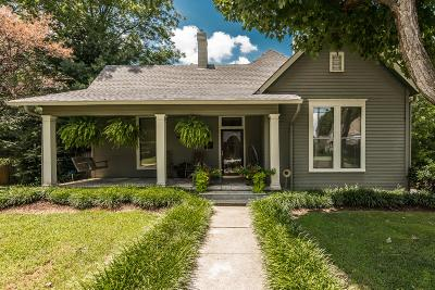 Springfield Single Family Home Under Contract - Showing: 301 Walnut St